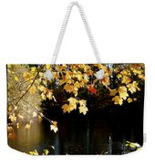 Autumn Evening  Weekender Tote Bag