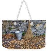 Autumn In The Garden Weekender Tote Bag