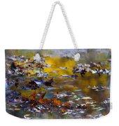 Autumn Voyage Weekender Tote Bag