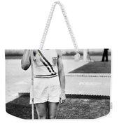 Babe Didrikson Zaharias Weekender Tote Bag