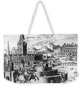 Babylon: Hanging Gardens Weekender Tote Bag