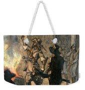 Bacons Rebellion, 1676 Weekender Tote Bag