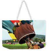 Balloonist - Ready For Takeoff Weekender Tote Bag
