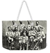 Baseball: Canada, 1874 Weekender Tote Bag by Granger