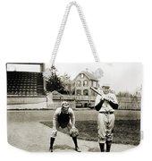 Baseball: Princeton, 1901 Weekender Tote Bag