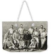 Baseball: Providence, 1882 Weekender Tote Bag