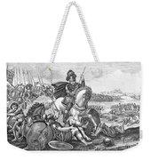Battle Of Agincourt, 1415 Weekender Tote Bag