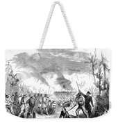 Battle Of Quarisma, 1857 Weekender Tote Bag