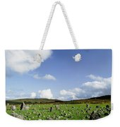 Beaghmore Stone Circles, Co. Tyrone Weekender Tote Bag