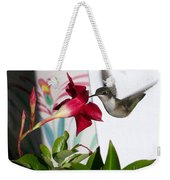 Beauty And Grace Weekender Tote Bag