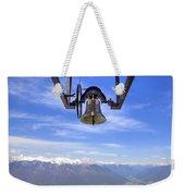 Bell In Heaven Weekender Tote Bag
