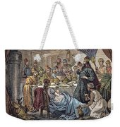Belshazzars Feast Weekender Tote Bag