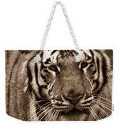 Bengal Tiger On The Prowl Weekender Tote Bag