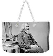 Benjamin Peirce, American Mathematician Weekender Tote Bag