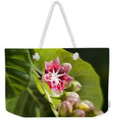 Berry Blossom Weekender Tote Bag
