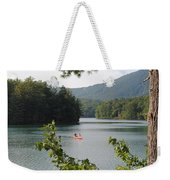 Big Canoe Weekender Tote Bag