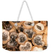 Birds Nest Fungus Weekender Tote Bag
