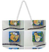 Birds On Branches Weekender Tote Bag