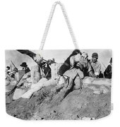 Birth Of A Nation, 1915 Weekender Tote Bag by Granger
