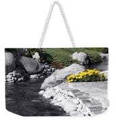 Bishop Creekside Weekender Tote Bag