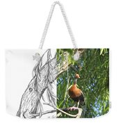 Black-bellied Whistling-duck Weekender Tote Bag