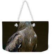 Black Kite 1 Weekender Tote Bag
