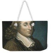 Blaise Pascal (1623-1662) Weekender Tote Bag