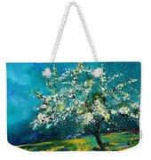 Blooming Appletree Weekender Tote Bag