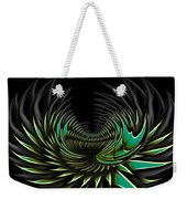 Blossom Weekender Tote Bag by Christopher Gaston
