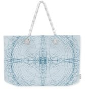 Blueprint Weekender Tote Bag