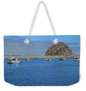 Boats And Blue Water Weekender Tote Bag