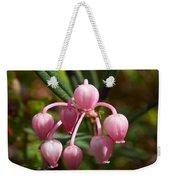 Bog-rosemary Weekender Tote Bag