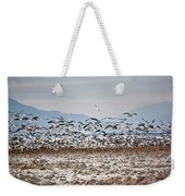 Bombay Beach Birds Weekender Tote Bag