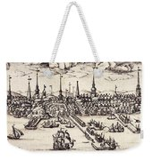 Boston, 1743 Weekender Tote Bag