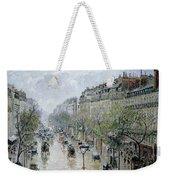 Boulevard Montmartre Weekender Tote Bag