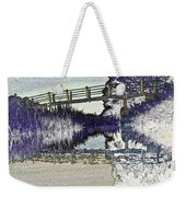Bridge Across The River Weekender Tote Bag