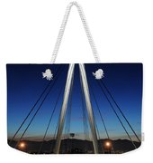 Bridge To Twilight Weekender Tote Bag