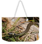British Grass Snake Weekender Tote Bag