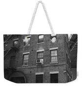 Brooklyn New York - 126 Front Street Weekender Tote Bag