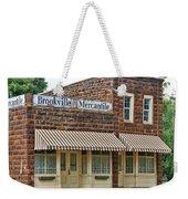 Brookville Mercantile Weekender Tote Bag