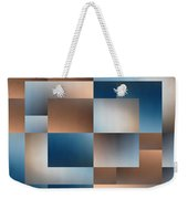 Brushed 10 Weekender Tote Bag