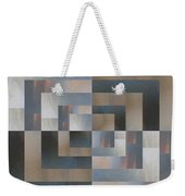 Brushed 27 Weekender Tote Bag