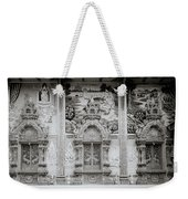 Buddhist Temple Wat Luang In Chiang Khong In Thailand Weekender Tote Bag