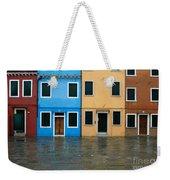 Burano Italy 1 Weekender Tote Bag