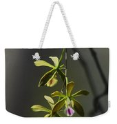 Butterfly Orchid Weekender Tote Bag