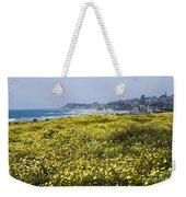 California Wildflowers Weekender Tote Bag