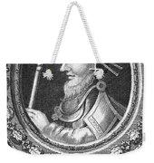 Canute I (c995-1035) Weekender Tote Bag