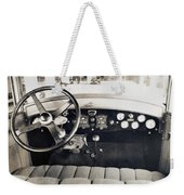 Car Radio, C1940 Weekender Tote Bag