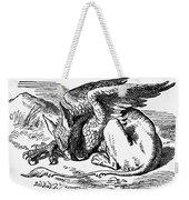Carroll: Alice, 1865 Weekender Tote Bag