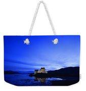 Castle In Scotland Weekender Tote Bag